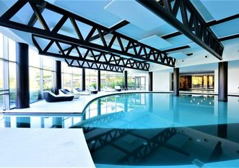 Argentario Golf Resort & Spa piscina interna
