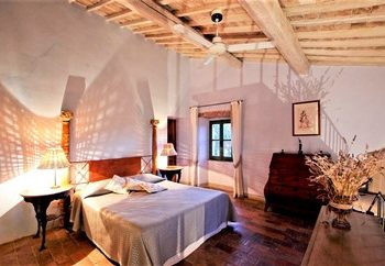 Country Relais la Mortella stanze